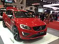 Volvo XC60 T6 AWD R-Design front - Tokyo Motor Show 2013.jpg