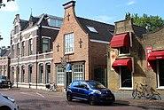 Voormalig raadhuis - Barendrecht - Dorpsstraat 137