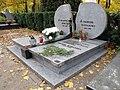 Władysław Komar - Tadeusz Ślusarski - Cmentarz Wojskowy na Powązkach (188).JPG