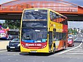 WA59 FWS 19570 Exeter Park & Ride, Stagecoach events, Olympic games vehicle. (7713486380).jpg