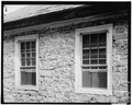 WINDOW DETAIL, NORTHWEST SIDE - Jacobus Van Gorden House, U.S. Route 209, Egypt Mills, Pike County, PA HABS PA,52-EGYMI.V,2-3.tif