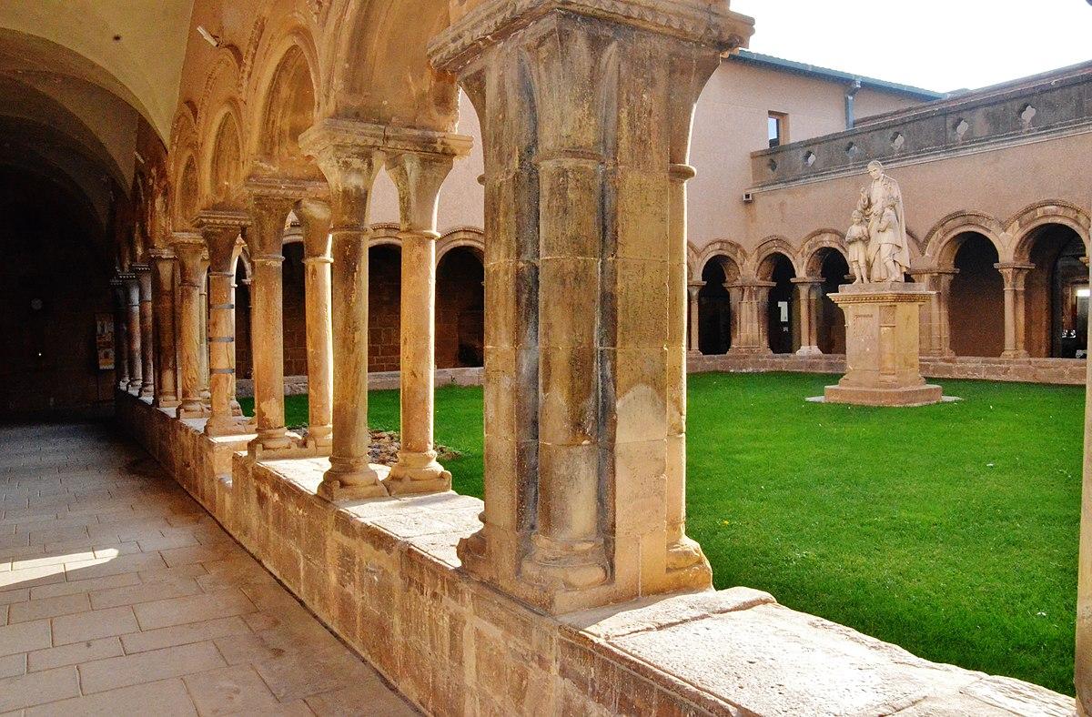 Resultado de imagen de Monestir de Santa María de Bellpuig de Les Avellanes (Lleida)