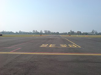 Sultan Ismail Petra Airport - Image: WMKCHC