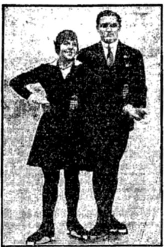 Emília Rotter - Rotter and Szollás in 1933
