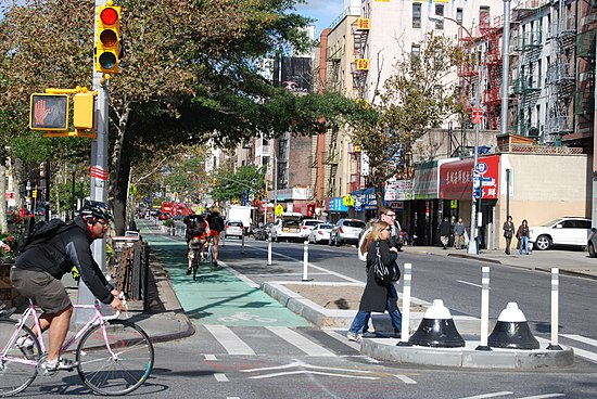 Bikeway Safety Wikipedia