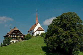 Neudorf, Lucerne - Image: Wahlfartskapelle Gormund 002