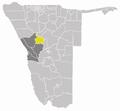 Wahlkreis Omaruru in Erongo.png