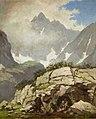 Walery Eljasz-Radzikowski - Koleba księdza Stolarczyka w Tatrach 1876.jpg