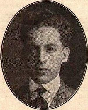 Wallace Carlson - Carlson in 1915