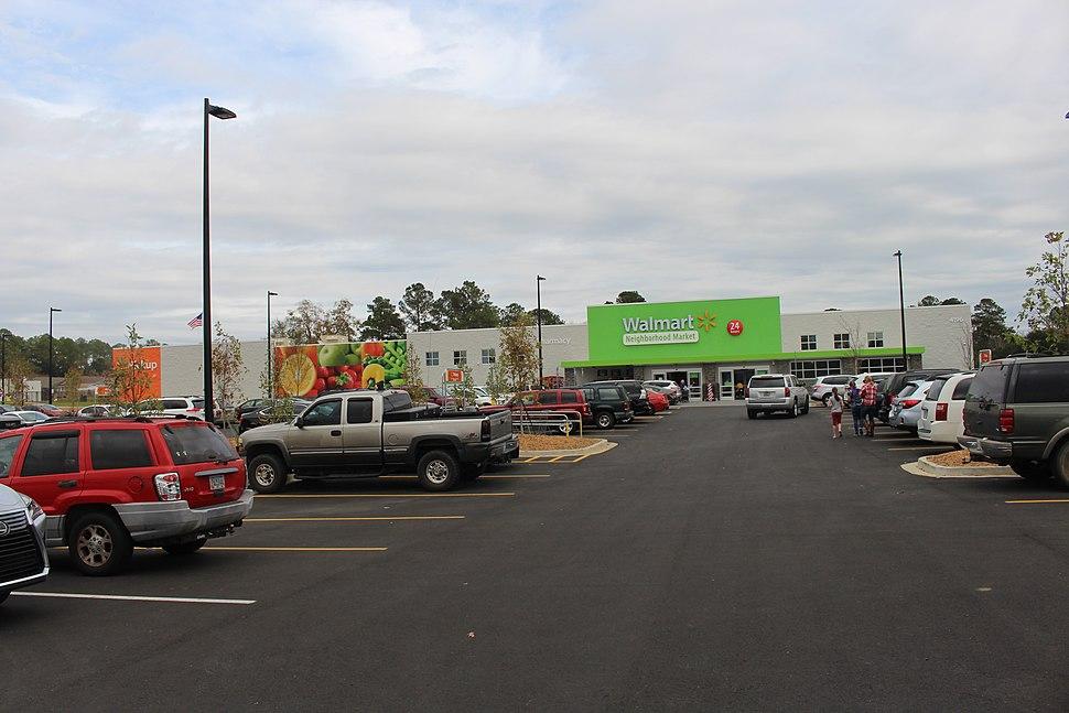 Walmart Neighborhood Market, GA125, Valdosta
