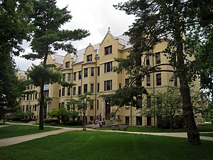 Walsh Hall (University of Notre Dame) - Walsh Hall