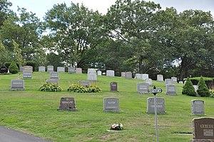 Mount Feake Cemetery - Headstones in Mount Feake Cemetery