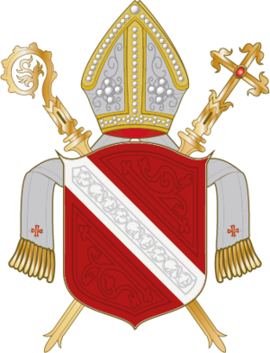 Roman Catholic Diocese of Regensburg - Coat of arms of the Diocese of Regensburg