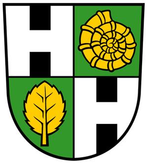 Hörselberg-Hainich - Image: Wappen Hoerselberg Hainich