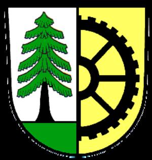 Murg, Baden-Württemberg - Image: Wappen Murg