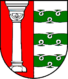 Coat of arms of Wahlsburg