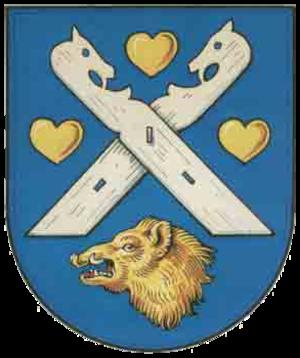 Wendisch Evern - Image: Wappen Wendisch Evern