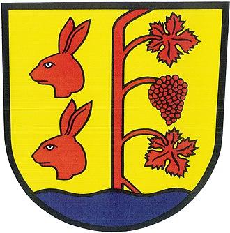 Kummerow - Image: Wappen der Gemeinde Kummerow (am See)