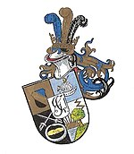 Wappen der Königsberger Burschenschaft Gothia