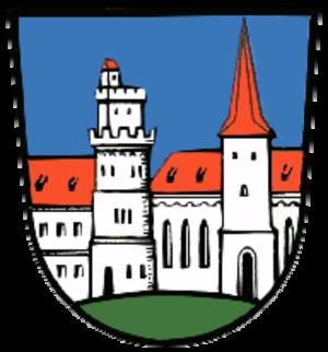 Burghaslach - Image: Wappen von Burghaslach