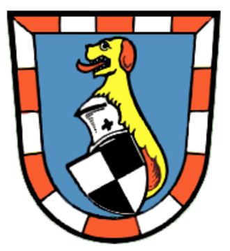 Markt Erlbach - Image: Wappen von Markt Erlbach