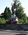 War Memorial on Bridge - geograph.org.uk - 553262.jpg