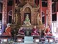 Wat Phra Sing - Ubosot - Wax statues north - P1140268.jpg