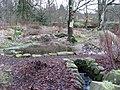 Water garden at Crofts - geograph.org.uk - 304713.jpg