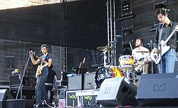 We Are Scientists 2006 in Mainz