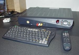MSN TV - WebTV hardware