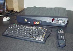 MSN TV - WebTV hardware