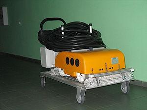English: Pool cleaner Weda B480 Polski: Odkurz...