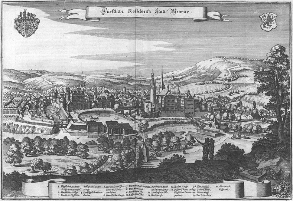Weimar 1 (Merian)