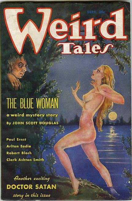 Weird Tales September 1935