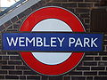 Wembley Park stn roundel.JPG