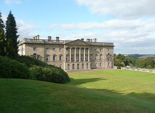 Wentworth Castle, Stainborough - geograph.org.uk - 1501819