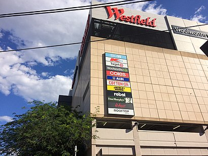 How to get to Westfield Hurstville with public transport- About the place