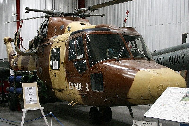 File:Westland Lynx 3 ZE477 (6960137953).jpg