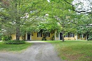 Harrington House (Weston, Massachusetts) - Image: Weston MA Harrington House