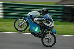 Suzuki Hustler Motorcycle Video