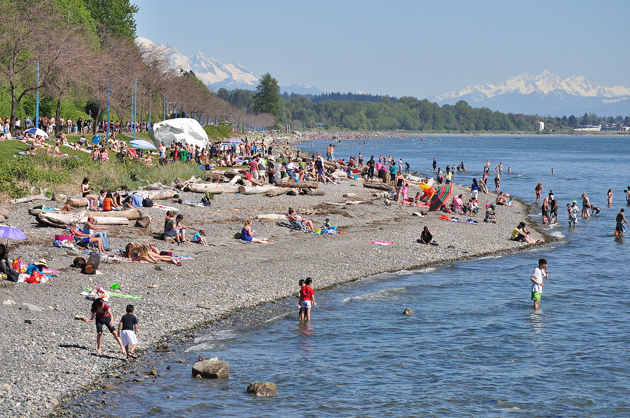 File White Rock Bc West Beach From Pier 02 Jpg