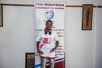 Wiki Loves Africa in Zambia Award Ceremony 2019 22.jpg