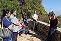 Wiki Loves Monuments 2014 in Israel Tour of Metzudat Koach Memorial IMG 2500.JPG