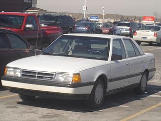 Eagle Premier - Dodge Monaco badge engineered variant