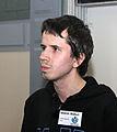 Wikiconference 2013 Prague, Marek Blahuš.jpg