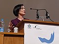 Wikimania 2008 - Closing Ceremony - Sue Gardner - 4.jpg
