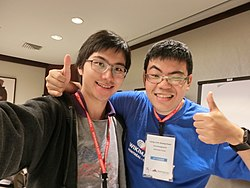 Wikimania 2017 by Deryck day 2 - 07 Liang.jpg