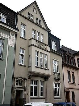 Wilhelminenstraße in Mülheim an der Ruhr