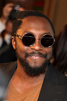 will.i.am v roku 2012
