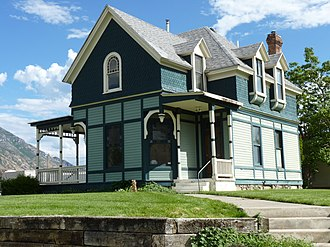 National Register of Historic Places listings in Utah County, Utah - Image: William D. Alexander House